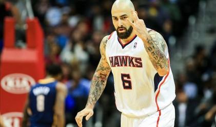 Играл в България баскетболист съди нюйоркската полиция