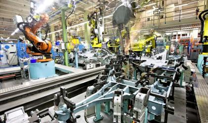 Индустриалното производство в Германия с по-слаб спад