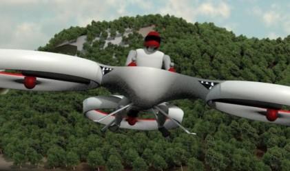 Летящите мотори от Междузвездни войни стават реалност?