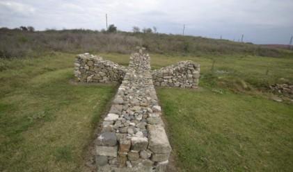 Как изглежда обновеният археологически резерват Деултум