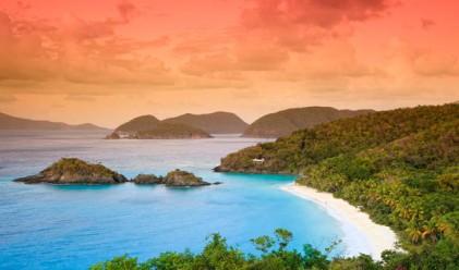 Екзотичният американски плаж, за който никой не е чувал