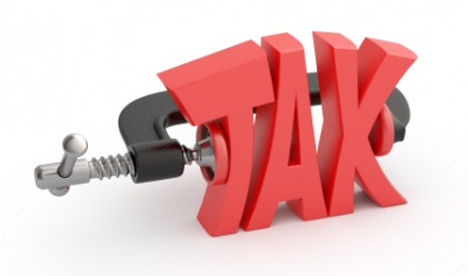 Една от пет печеливши щатски корпорации не плаща данък печалба