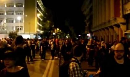 Протестите в Скопие се разрастват