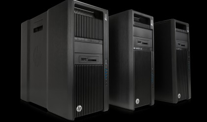 HP Inc. актуализира линия от разширяеми настолни работни станции