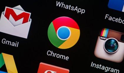 Мобилния браузър Chrome вече с милиард посетители на месец