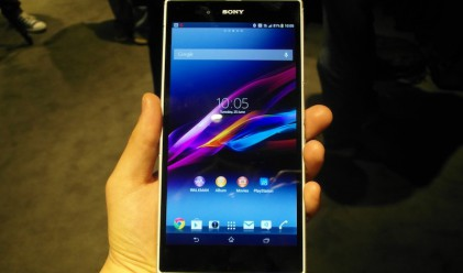 Sony ще представи модела Xperia M Ultra?