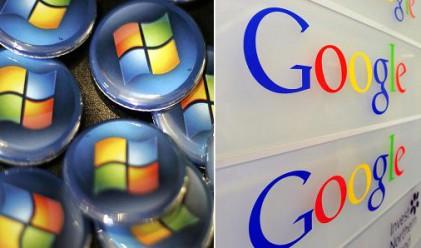 Alphabet и Microsoft намаляват стойността си с 55.4 млрд. долара