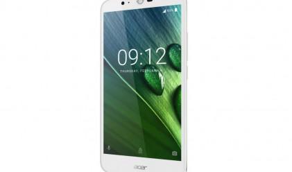 Acer представи смартфон с батерия от 5 000 mAh