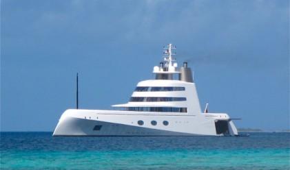Една от най-луксозните и големи яхти в света се продава