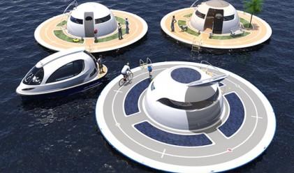 Тези извънземни на вид лодки сякаш идват от друг свят