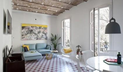 Пет апартамента в Барселона, в които ще ви се доживее