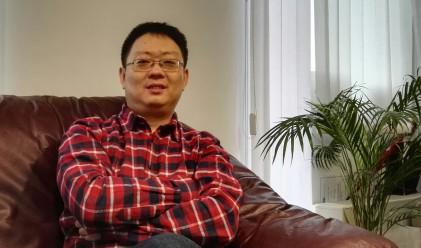 Да надникнем в бъдещето на технологиите с Руки Лиу от Huawei