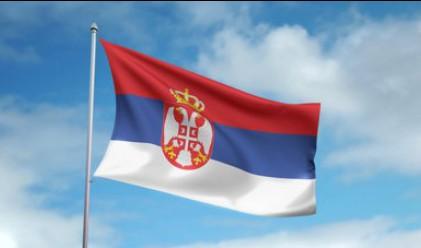 Инцидент при оповестяване на изборните резултати в Сърбия