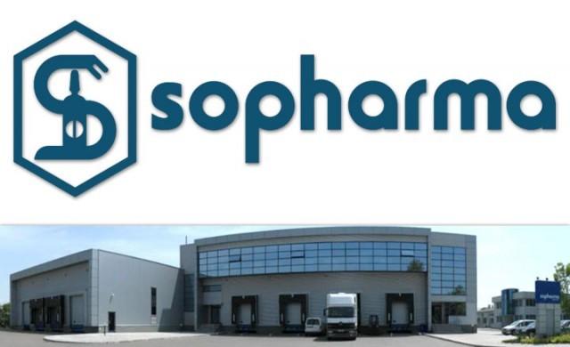 Продажбите на Софарма растат с 12% през първото тримесечие