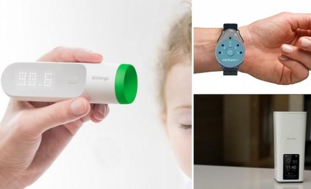 9 съвременни устройства, които ще ви поддържат здрави