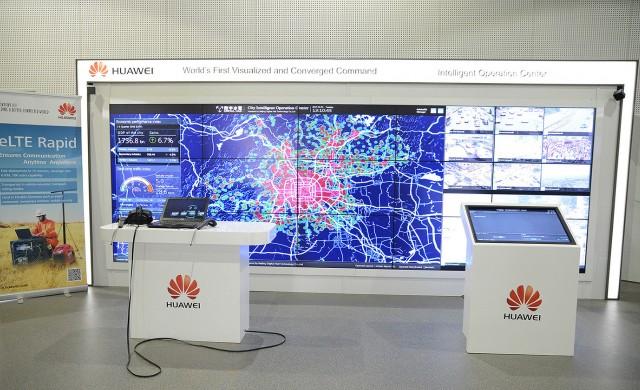 Huawei представи решения за умни и ефективни градове