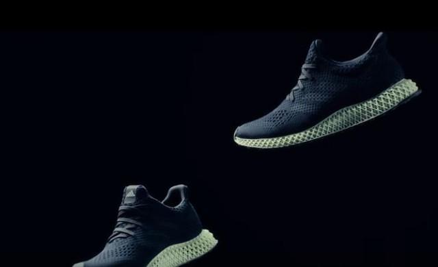 3D-принтирана обувка представи Adidas