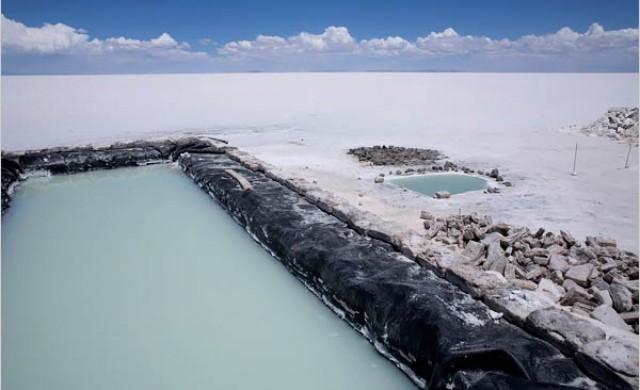 Как оценена на милиард литиева мина бе продадена без пари