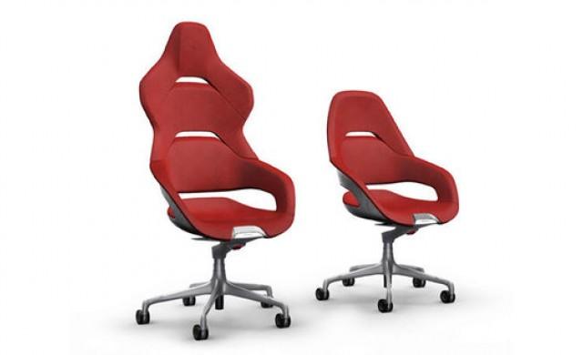 Ferrari представи своя първи офис стол за 10 000 евро