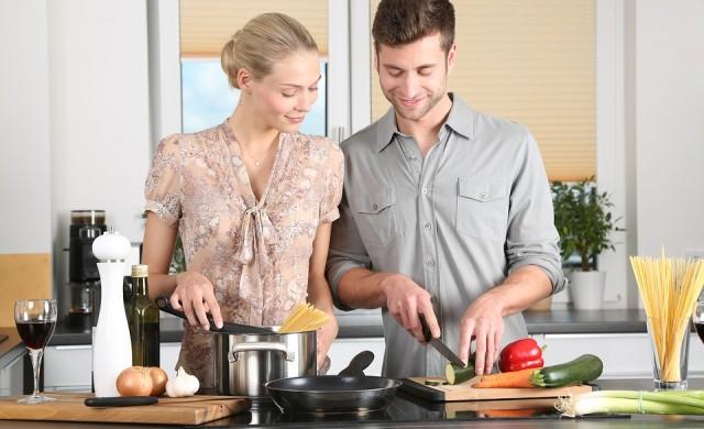 Как да организираме малката кухня в 7 стъпки