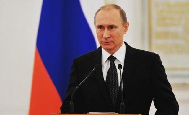 Путин обеднял през 2016 г.