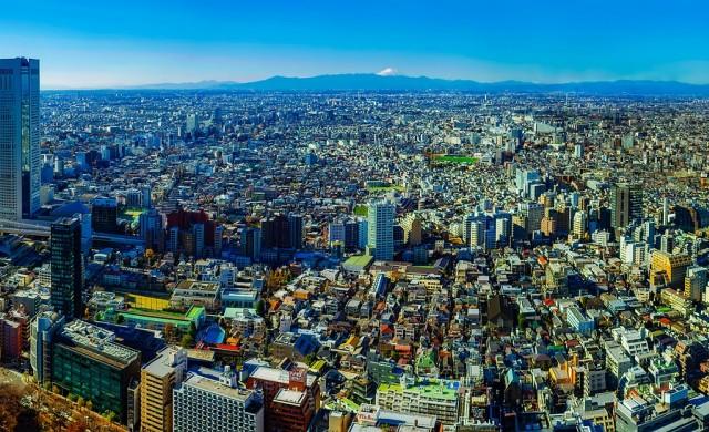 45 нови небостъргача грейват на токийския небосвод до 2020 г.