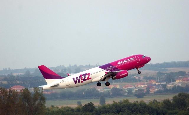 Wizz Air лети по 44 линии от 3 летища у нас на цени от 2.99 евро