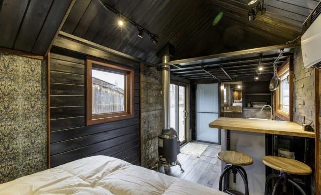 Тази луксозна малка къща ще ви очарова