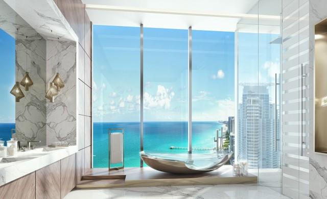 Седем от най-добрите нови небостъргачи – жилища в Маями