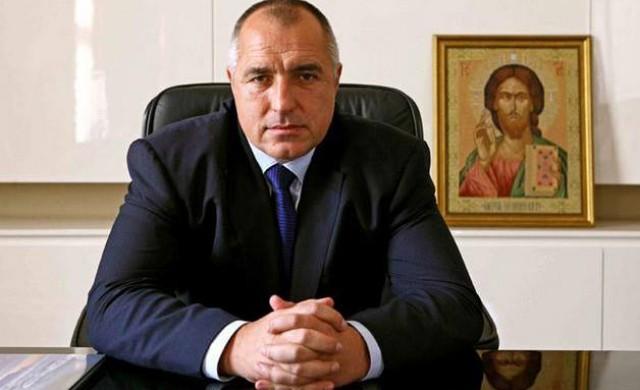 Президентът връчва мандат на Бойко Борисов и ГЕРБ