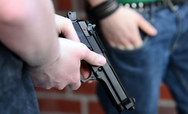 73% от младите бели в САЩ познават някой, който има пистолет