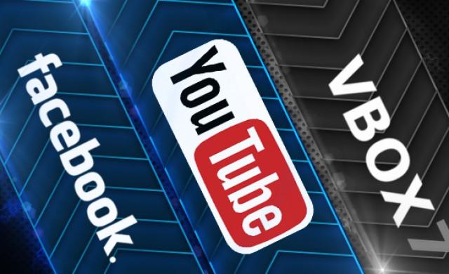Facebook и YouTube ли изядоха бизнеса на Vbox7?