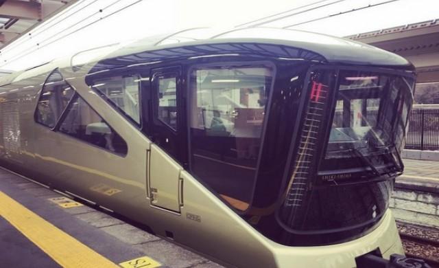 Вижте как изглежда отвътре най-луксозният влак в света