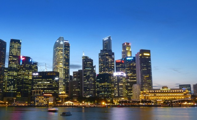 Пътешествие до пет града със зашеметяващи небостъргачи