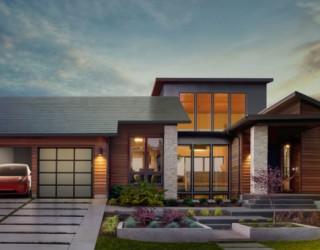 Слънчеви панели Tesla – с тях няма да плащате за ток