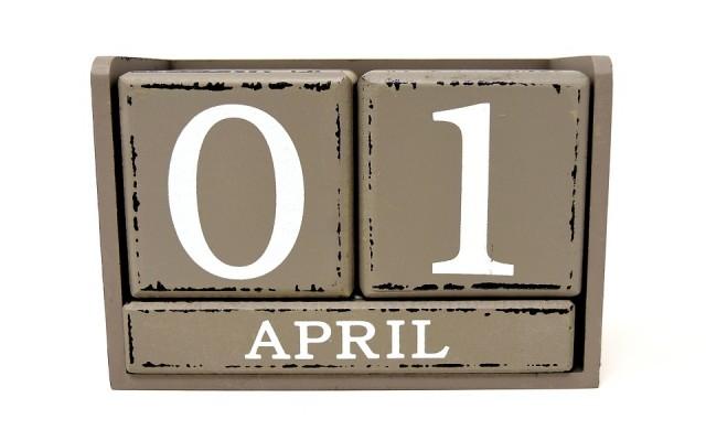 Денят на шегата – 1 април