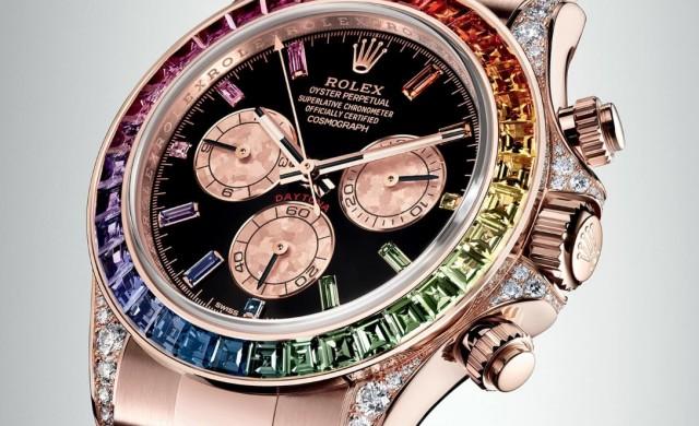 Най-колекционираният съвременен Rolex се завръща в Everose gold