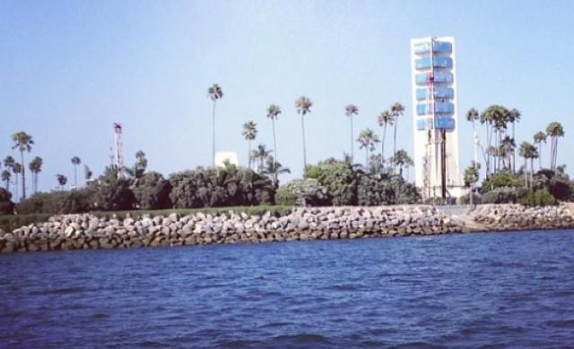 Тайните петролни острови на Калифорния