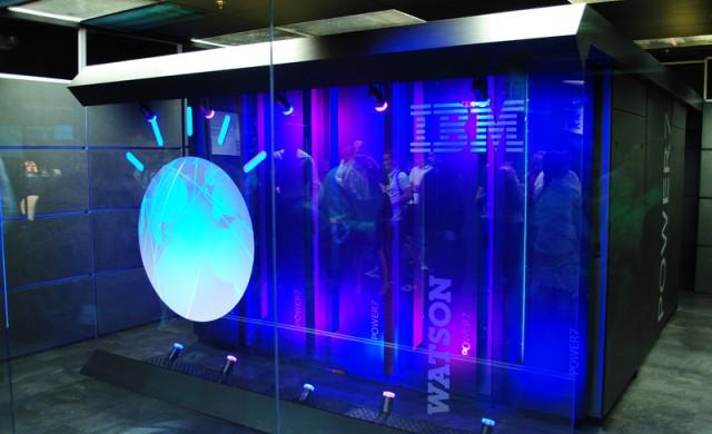 Как суперкомпютърът на IBM решава проблеми още преди да ги има