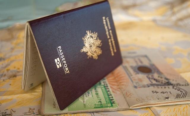 Пътувате често? Залепете си бележка в паспорта