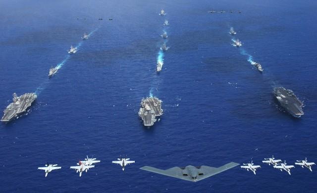 САЩ, Великобритания и Франция нанесоха ракетни удари в Сирия