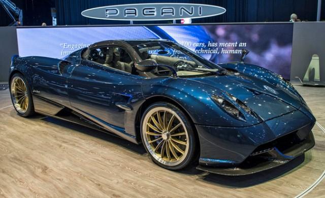 Най-скъпите автомобили към днешна дата