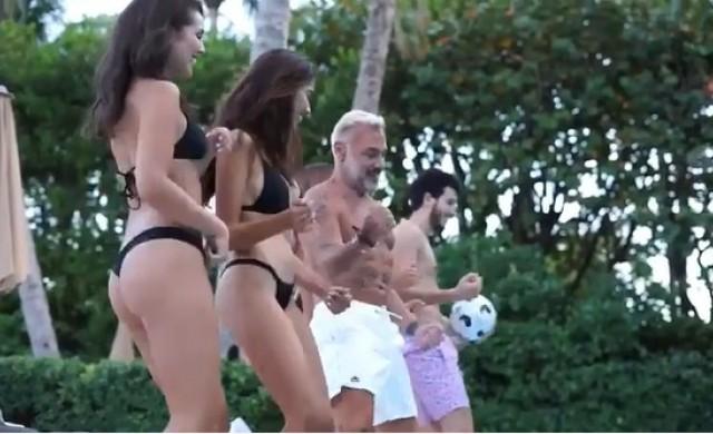 Ексцентричният милионер Джанлука Вачи пуска музикален хит
