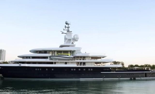 Милиардер изгуби яхта за 485 млн. долара при развод