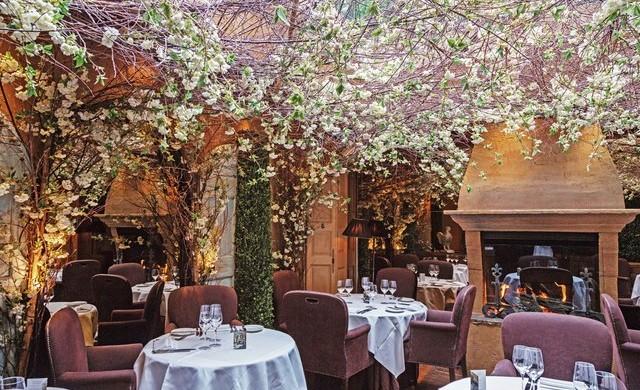 Най-романтичните ресторанти в света