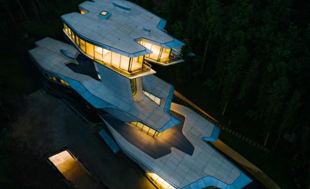Единственият жилищен проект на Заха Хадид е готов