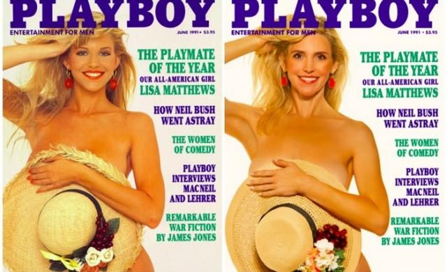 7 красавици от корицата на Playboy преди и сега