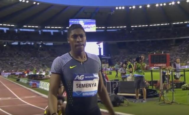 Семеня ще трябва да понижи тестостерона, ако иска на олимпиада