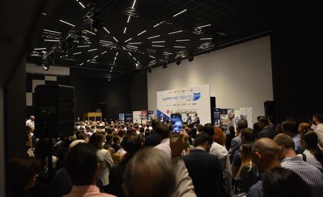 Част от топ банкерите на България се срещат на Шумът на парите