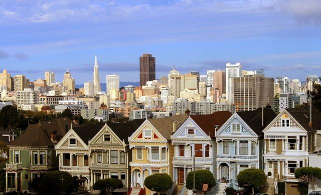Колко пари трябват, за да сте сред горните 5% в Калифорния?